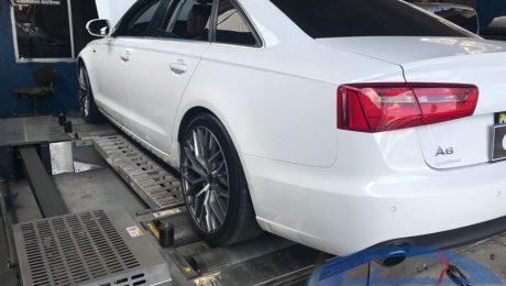 Audi A6 3.0TFSI - Stage1 95RON