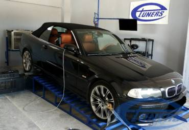 BMW 320 E46 2.2 – ESS Supercharger kit (TS2) – custom remap 98RON