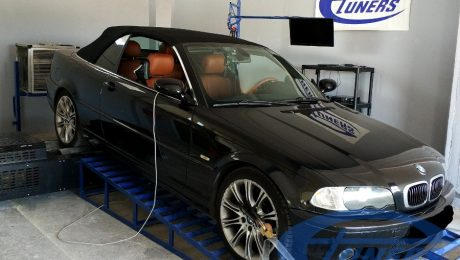 BMW E46 320 2.2 - Ess Supercharger kit - Etuners custom remap