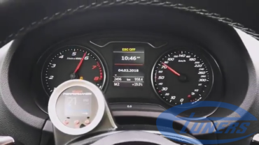 Video: Audi RS3 8V 2.5TFSI DAZA (MY2017+) – Stage2 acceleration