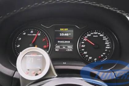 Audi RS3 8V DAZA - Etuners stage2 acceleration