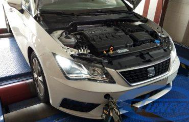 Seat Leon 5F 1.6TDI - Etuners stage1 ecu remap MY2017