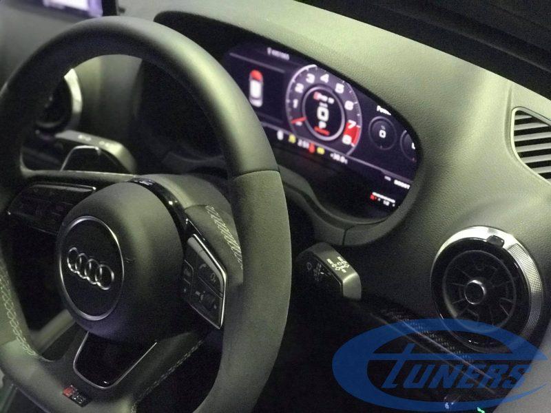 Audi RS3 8V 2.5TFSI MY2018 - Etuners Stage2 ECU + TCU remap