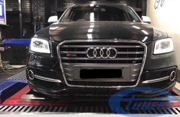 Audi SQ5 3.0TDI - Etuners Stage1