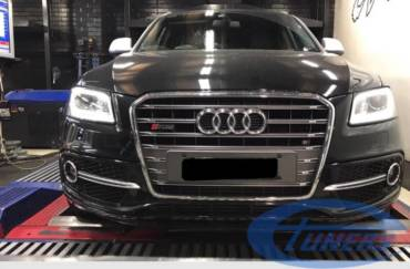 Audi SQ5 3.0TDI + ZF AL551 8speed – Stage1