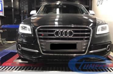 Audi SQ5 3.0TDI + ZF AL551 8speed – Stage1