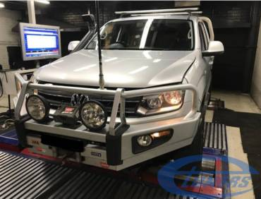 VW Amarok 2.0TDI 4motion – Stage1