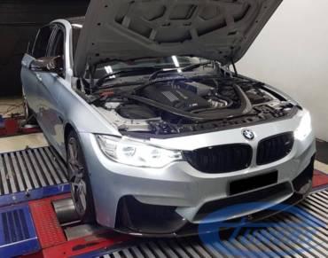 BMW M3 F80 – Stage1 98RON