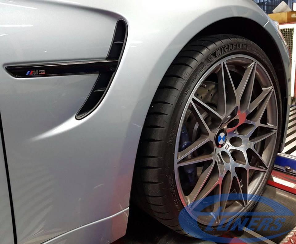 BMW M3 F80 N55 - Etuners Stage1