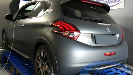 Peugeot 208 GTI 1.6 THP208 MY2017 - Etuners Stage2 95RON