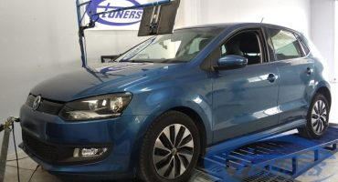 VW Polo 6C 1.0TSI 95hp - Etuners Stage2 95ron