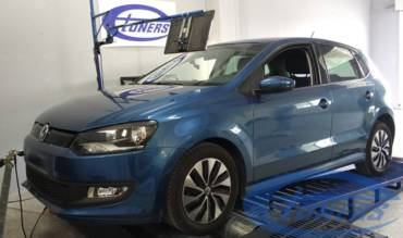 VW Polo 6C 1.0TSI (95hp) – Stage2 97RON