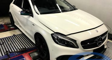 Mercedes A250 2.0T Etuners Stage2
