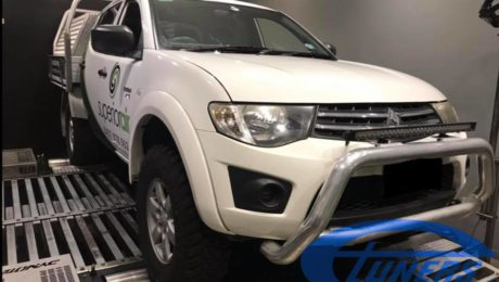 Mitsubishi Triton 2.5 Did 4x4 - Etuners Stage2