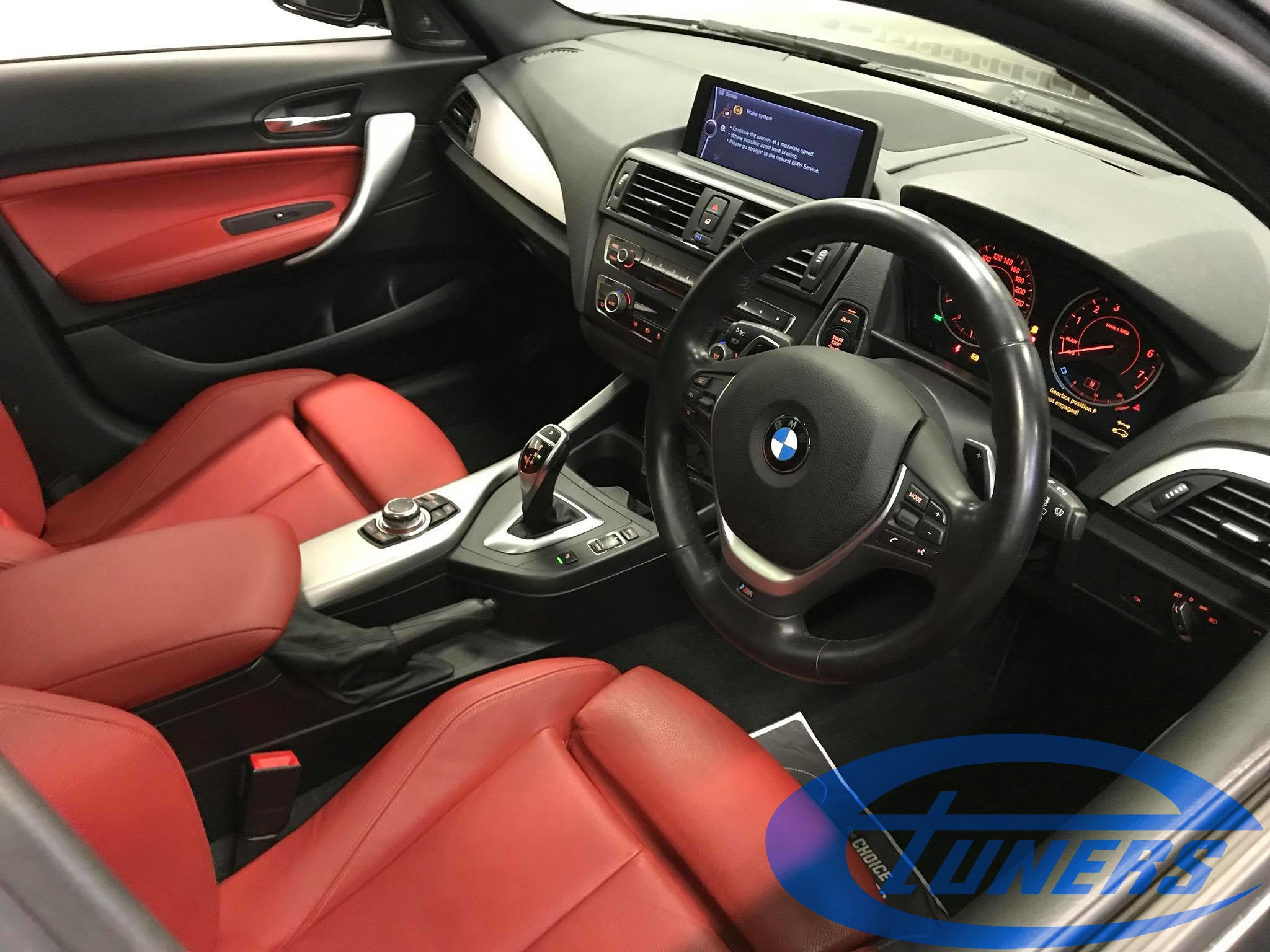 BMW M135i F22 - Etuners Stage1 98RON