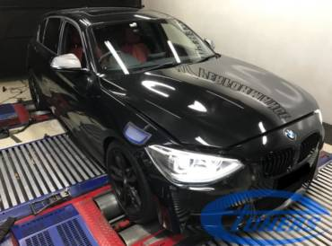 BMW M135i F20 – Stage1 98RON