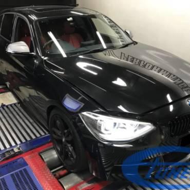 BMW M135i F20 – Stage1 98RON