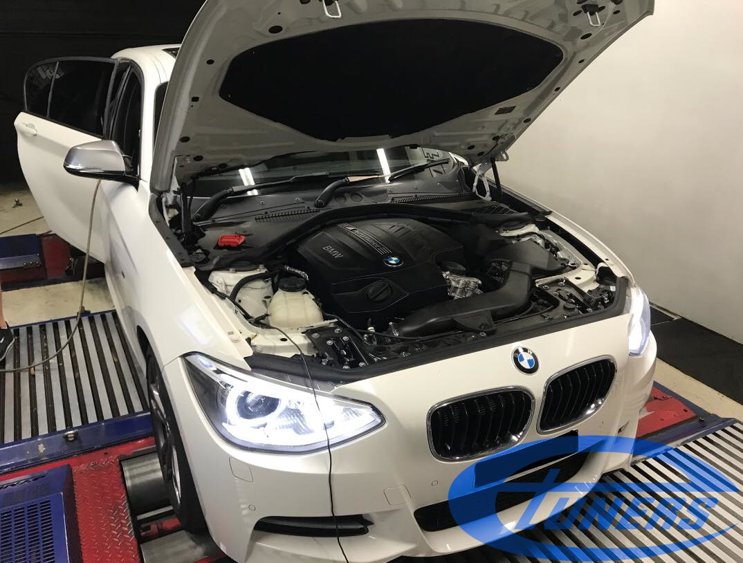 BMW M135i F22 - Etuners Stage2 98RON