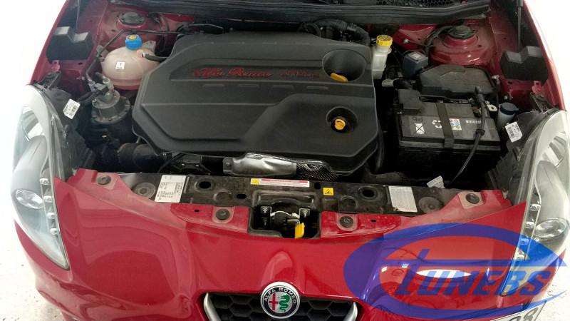 Alfa Romeo Giulietta 1.6 JTDM2 - Etuners Stage1
