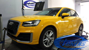 Audi Q2 1.4TFSI 150hp COD S-tronic MY2017 – Stage1 95RON