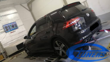 VW Golf 7R 2.0TSI – Stage2 98RON