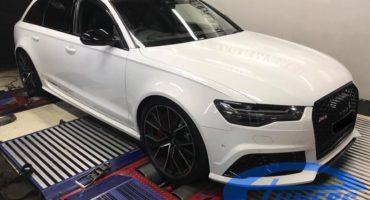 Audi RS6 C7 4.0TFSI - Etuners ECU Remap