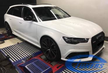 Audi RS6 C7 Performance 4.0TFSI – Stage2 98RON