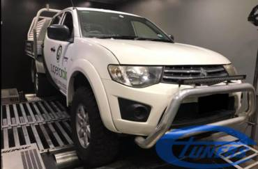 Mitsubishi Triton 2.5 DiD 4D56 – Stage2