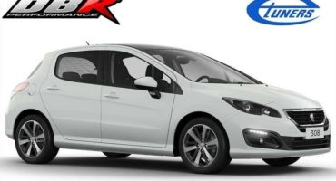 Peugeot 308 1.6HDI - Etuners Stage2
