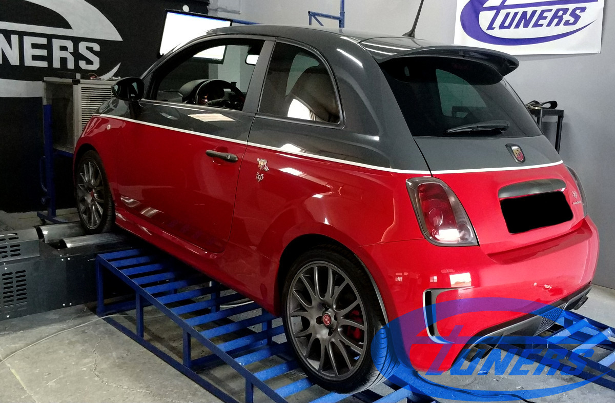 Fiat Abarth 595 Competizione 1.4 Multiair 180hp - Etuners Stage1 98RON