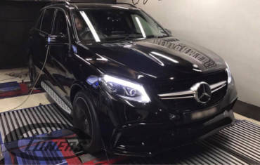 Mercedes GLE 63S 4MATIC AMG 5.5T – Stage 2 98RON