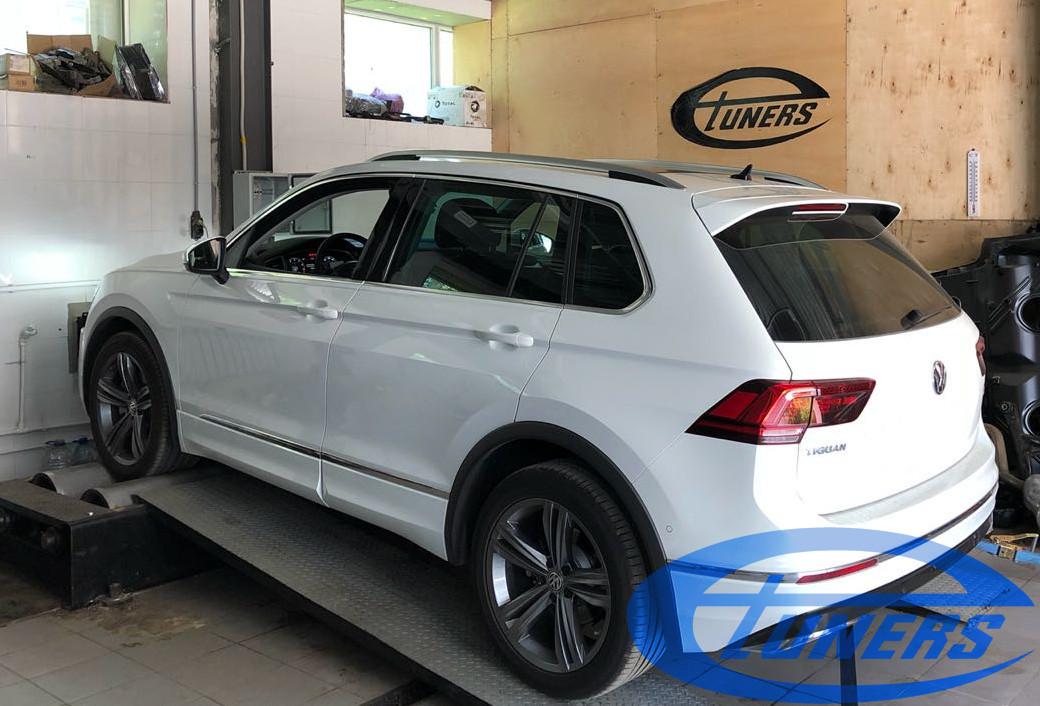 VW Tiguan 2.0TSI 220hp R-line - Etuners Stage1