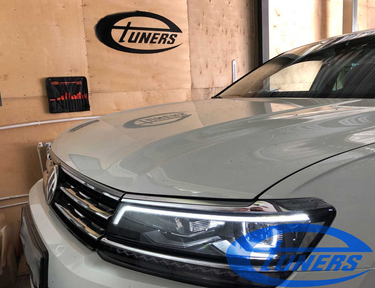 VW Tiguan 2.0TSI 220hp R-line - Etuners Stage1
