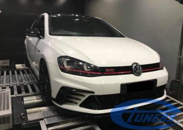 VW Golf 7 GTI Ed40 2.0TSI – Stage3 TTE470 98RON