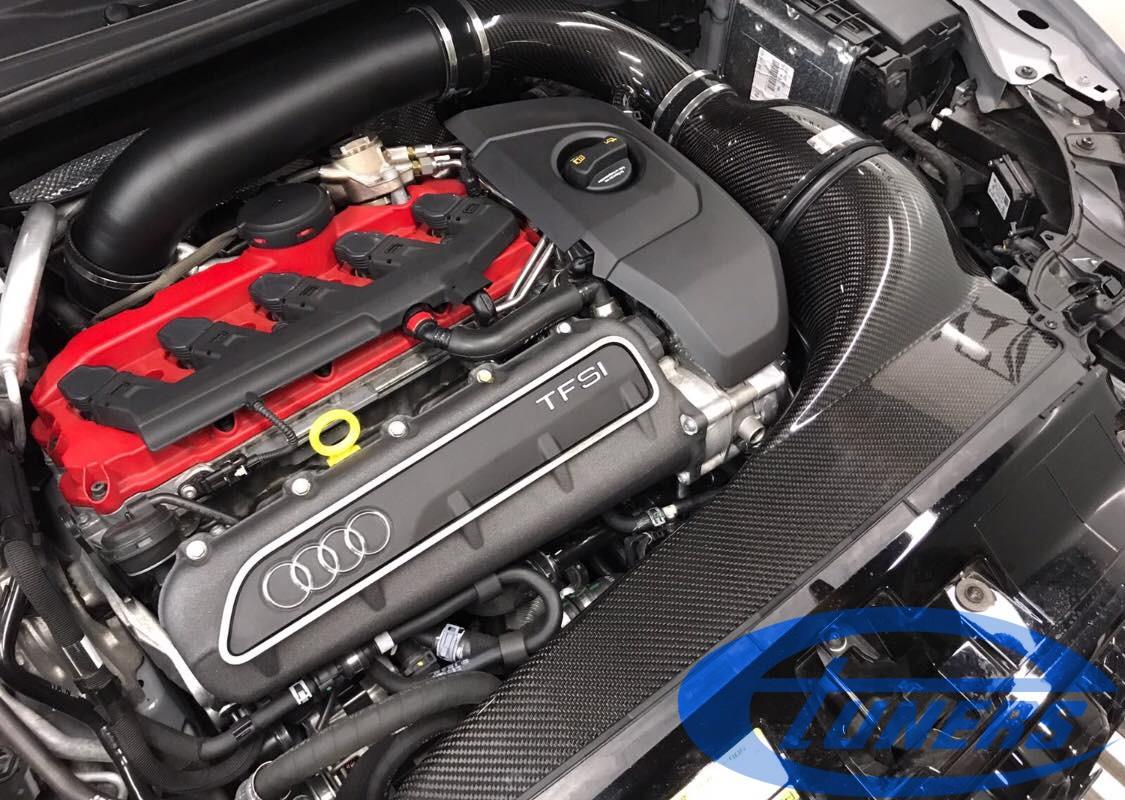 Mark's Audi RS3 8V.1 - 10.66@133mph