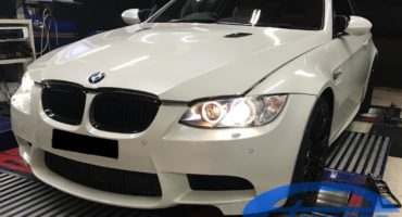 BMW M3 E92 V8 - Etuners Stage2 98RON