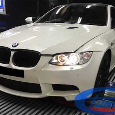 BMW M3 E92 4.0i V8 MY2012 – Stage2 98RON