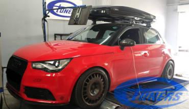 Audi A1 1.6TDI – Stage2
