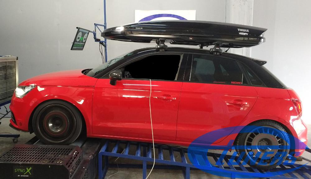 Audi A1 1.6TDI Etuners Stage2 - mgpdoc