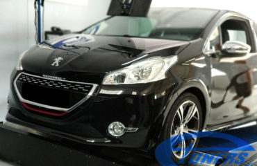 Peugeot 208 GTI 1.6T THP200 - Etuners Stage2 98RON + Scorpion exhaust