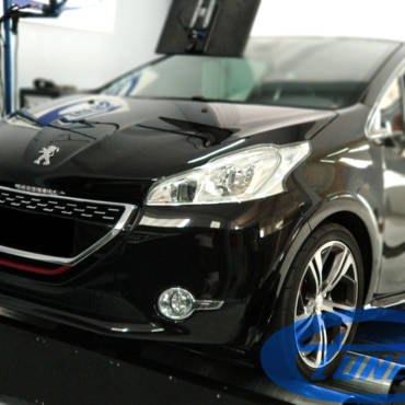 Peugeot 208 GTI 1.6T THP200 – Stage2 98RON