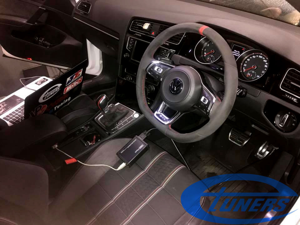 VW golf 7 GTI 2.0TSI 40th - Stage3 TTE470 98ron