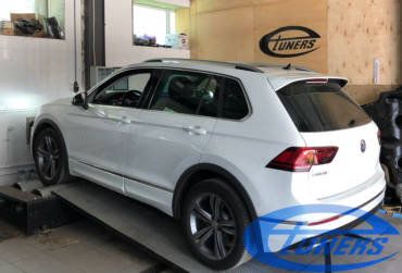 VW Tiguan 2.0TSI R-line Gen3 MQB – Stage1 98RON