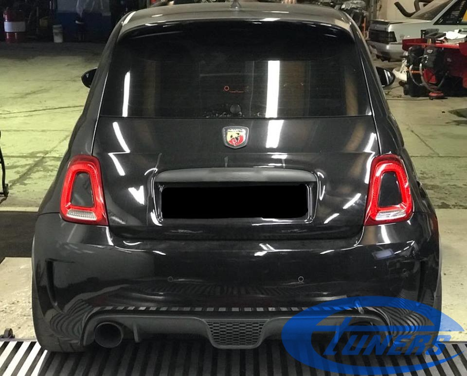 Fiat Abarth 595 1.4TJET - Etuners Stage3 TD04 turbo kit