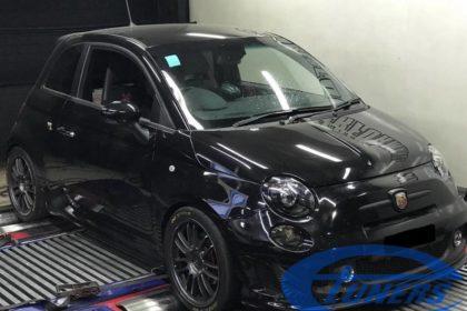 Fiat Abarth 595 1.4TJET - Etuners Stage3 TD04 turbo kit