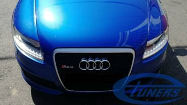 Audi RS6 C6 5.0TFSI – Stage2 98RON