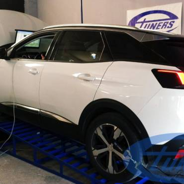 Peugeot 3008 1.6HDI BlueHDI120 EAT6 MY2017 – Stage1