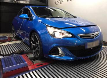 Opel Astra J OPC 2.0T – Stage1 98RON