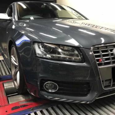 Audi S5 4.2FSI V8 Quattro – Stage 1 98RON