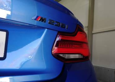 BMW M235i Xdrive F22 MY2016 – Stage1 98RON